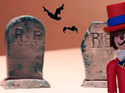 Cómo hacer tumbas Playmobil