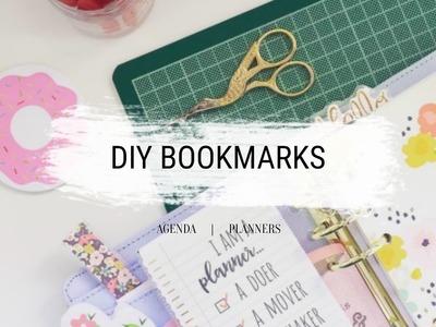 DIY MARCAPÁGINAS (BOOKMARKS) PARA EL PLANNER | NOCTURNELLA