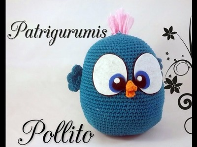 DIY Pollito amigurumi en ganchillo - Crochet