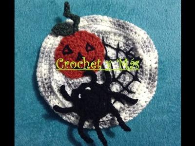 Bolsa a Crochet. Para calaverita
