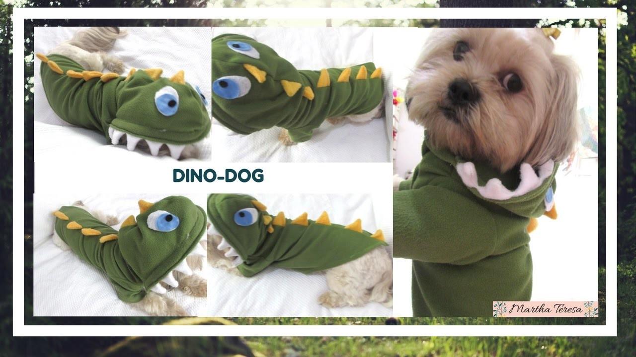 Còmo hacer un disfraz para tu mascota   DIY de halloween para perritos