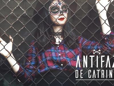 DIY ANTIFAZ DE CATRINA