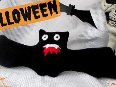DIY-Juguete de Halloween para Perritos-Vampimurciélago.
