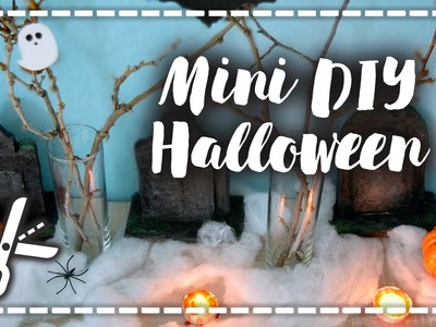 Mini Halloween DIY Exprés!