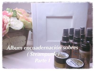 Álbum Scrap sobres parte I (Steampunk)