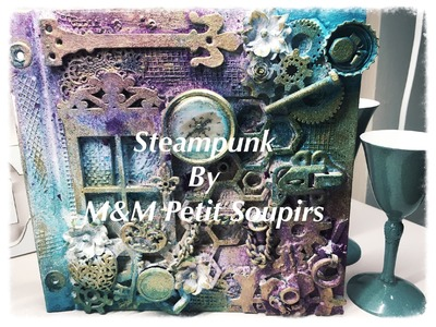 Album sobres Steampunk Parte 2