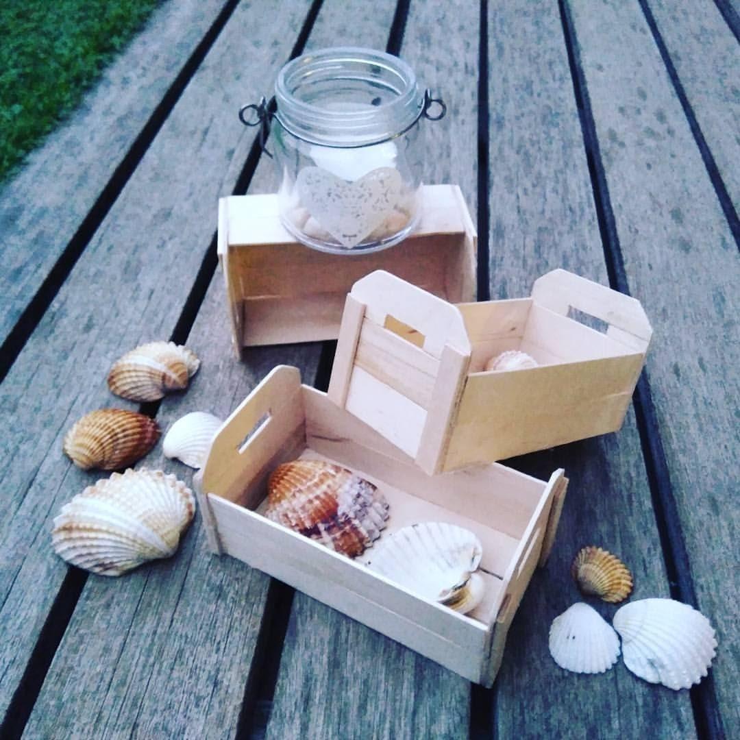 Cómo hacer cajas de fruta o huacales en miniatura - Parte 1.2