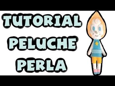 Cómo hacer un peluche de Perla - Tutorial Steven Universe