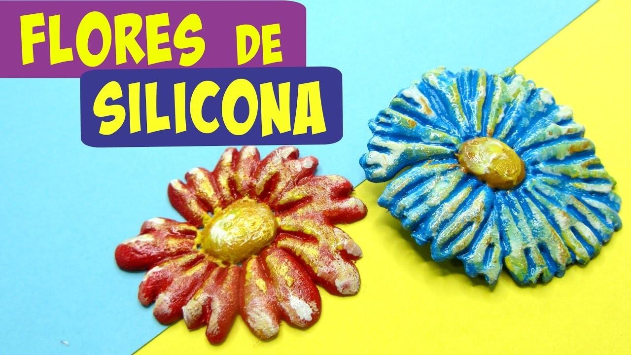 DIY Figuras de silicona caliente.