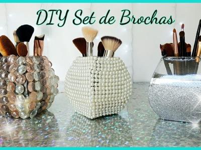DIY Set de Brochas