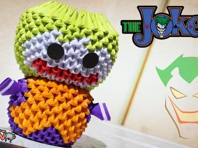 Joker 3D Origami | Pekeño ♥