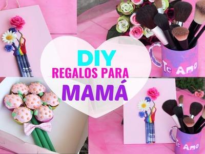 DIY- REGALOS FÁCILES PARA MAMÁ! ♥ - ILSE GOMEZ