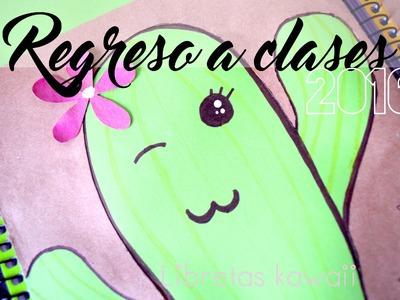 Libretas Kawaii ♡ Regreso a clases.Back to School 2016 ❀ DIY || Likesely