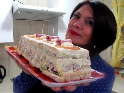 PASTEL SALADO DELICIOSO Y FACIL - Silvana Cocina♥