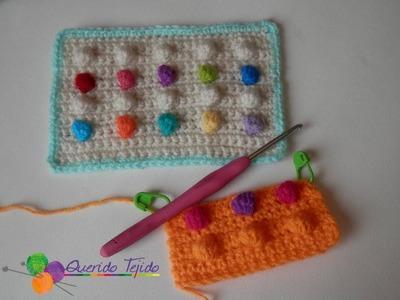 Punto Pompon - Bobble Stitch ENGLISH SUB