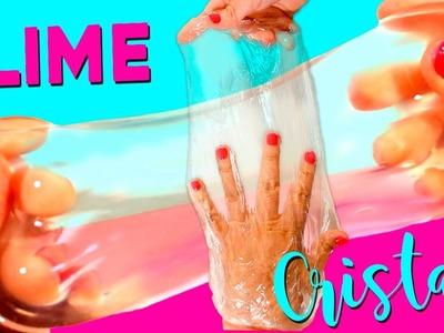 Slime CRISTAL o Slime LIQUIDO * DIY Crystal Slime