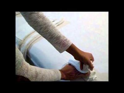 Como Doblar Toallas (4 Estilos. Formas de doblar)