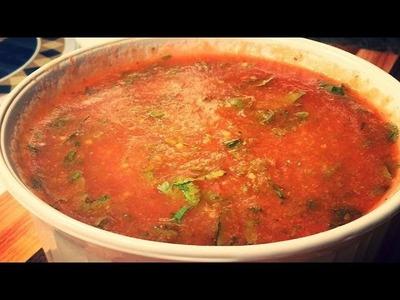 COMO HACER SALSA ESTILO SONORA.Sonora style hot sauce.Salsa Mexicana