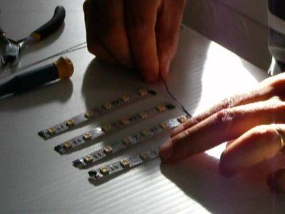 Focos LED: Cómo armar el KIT de 24 LEDs SMD 5050 para 12VDC