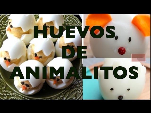 HAZ HUEVOS DE ANIMALITOS: EXPECTATIVA.REALIDAD