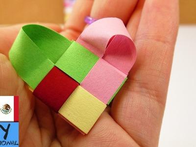 Regalo de último minuto | Corazón de papel