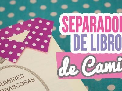Separadores de Libros de Papel | ¡De cuello de Camisa! | Collar Bookmark - Catwalk Mini Tip# 103