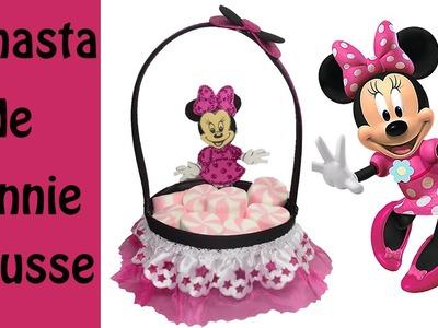 Canastita de Minnie Mouse | El Mundo de MyG