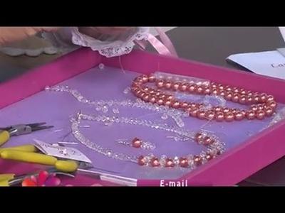 Como realizar un collar emperatriz - Hogar Tv  por Juan Gonzalo Angel