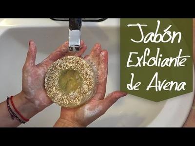 Jabón Exfoliante de Avena :: Chuladas Creativas