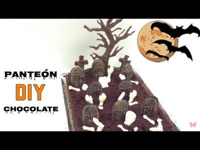 Panteón de chocolate\chocolate cementery