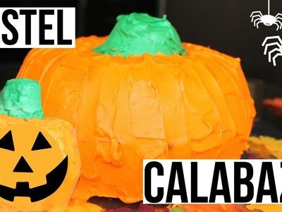Pastel para Halloween + ¡Nuevo Canal! | RebeO