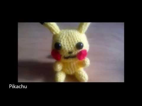 Amigurumi Pikachu Yapımı - Emekce.com - Amigurumi | 360x480