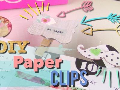 DIY ❤ Paper Clips