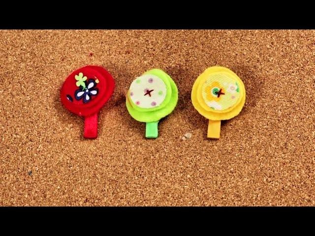 Ganchos adornos para bebes | Hazlo tu mismo  | Manualidades DIY