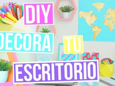 DIY : DECORA TU ESCRITORIO | MORACUTE