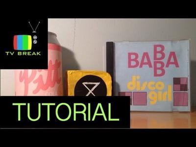 DIY: Gravity Falls - Como hacer los objetos de GF