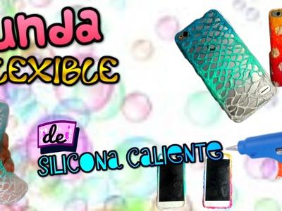 FUNDAS FLEXIBLES DE SILICONA CALIENTE PARA CELULAR - CARCASAS PARA MOVIL
