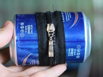 Latas de aluminio - 4 productos creativos asombrosos