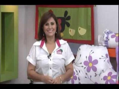 Sonia Franco.  Cojín de Descanso 1.5