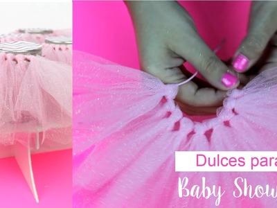 BABY SHOWER . Dulces para decorar un Baby Shower - Hablobajito