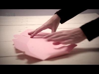Cajas de fideos chinos - Vídeo de montaje ref. 2218 SelfPackaging