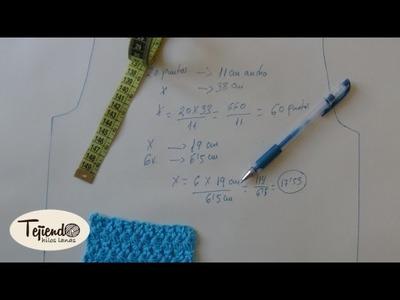 Como calcular los puntos que tenemos que montar