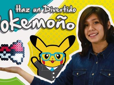 Todo Pixeles :: Pixelexip 04 - Aprende a hacer un moño con tema de Pokemon