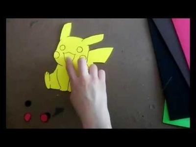 Pikachu  de Foami