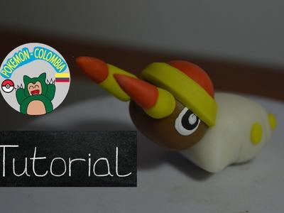 Pokemon ✰ grubbinTutorial ✰ Polymer Clay ✰ Porcelana Fría ✰plastilina✰ pokemon- colombia