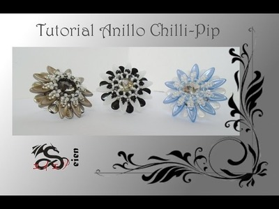Tutorial anillo chilli-pip
