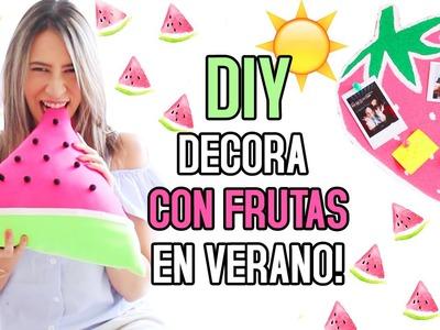 DIY: Decora tu cuarto este verano!