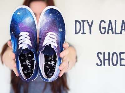 DIY | Zapatillas galaxia