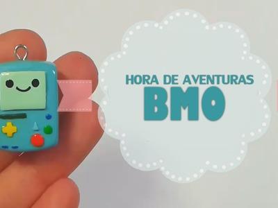 Hora de Aventuras. Adventure  Time BMO Polymer Tutorial | Fimo | Porcelana | Plastilina