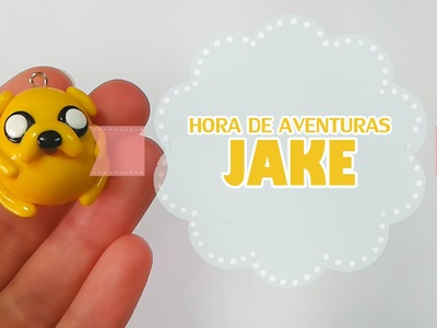 Hora de aventuras: Jake Polymer Tutorial | Fimo | Porcelana | Plastilina